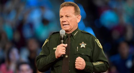 When Asked About the Parkland Shooting, the Local Sheriff Went Off on…O.J. Simpson?