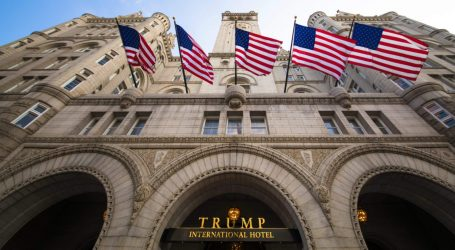 Trump's Company Won't Say How Much It Made From Foreign Governments—But Swears It Gave It All Away