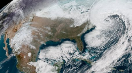 The East Coast Is Bracing for Yet Another Bomb Cyclone