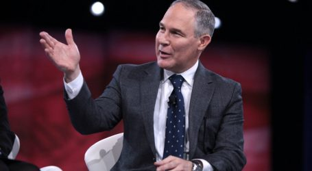 Scott Pruitt Has Laid Bare the Growing Environmental Schism Within Christianity