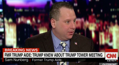 Former Trump Aide Continues to Rage Against Russia Inquiry on Live TV