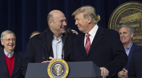 Gary Cohn Will Resign as Trump's Chief Economic Adviser