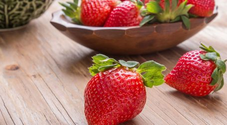 New Study: Eat Your Strawberries Before Climate Change Wipes Them Out