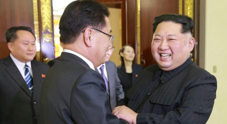 Kim Jong Un Finally Gets His Wish