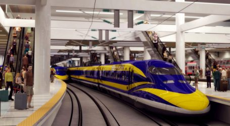 California Bullet Train Now Up to $98 Billion, Completion Pushed to 2033