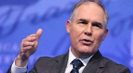 EPA Chief Scott Pruitt Wanted A Live TV Debate Questioning Climate Change