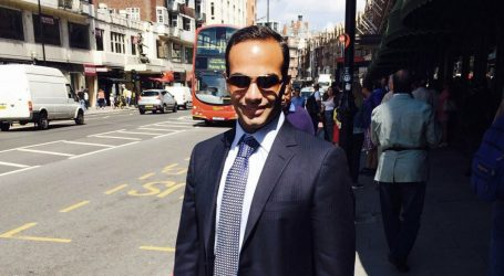 George Papadopoulos Claimed Trump Encouraged His Efforts to Establish a Russian Back Channel