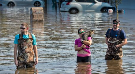 FEMA's Plan for Dealing With Natural Disasters Is Missing the Two Most Important Words
