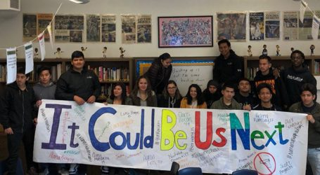 These California High School Kids Were All Set to Protest Gun Violence—and Then This Nightmare Happened