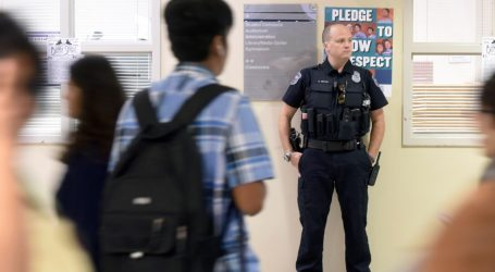 More Cops Won't Make Schools Safer, But Here's What They Will Do