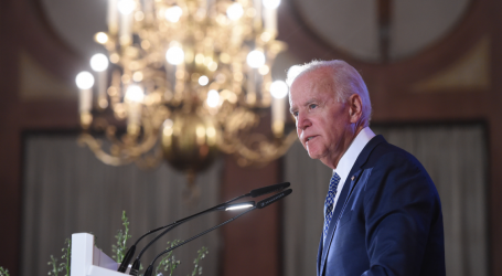 """Trump Attacks """"Crazy Joe Biden,"""" Says He Could Beat Up Former Vice President"""
