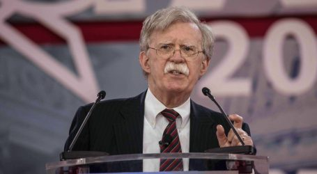 Donald Trump Taps John Bolton to Replace H.R. McMaster as National Security Adviser