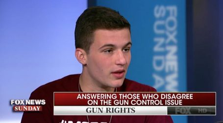 The Parkland Students Went on Fox News and Perfectly Explained Why the NRA Is Wrong