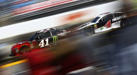 It's Time For a NASCAR Robot Team