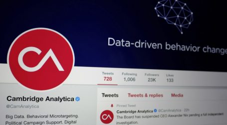We Obtained Cambridge Analytica's Post-Election Pitch to Potential Corporate Clients