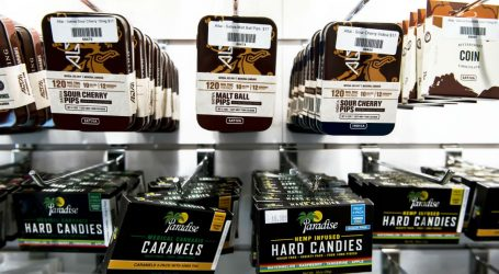 The Edibles Market Is Exploding. You Can Bet Big Corporations Are Watching.