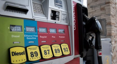 If You Love Spending More on Gas, Trump Has Some Good News