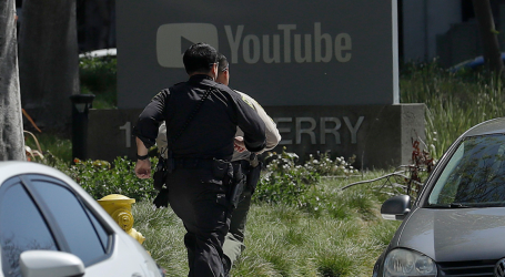 Police Chief Confirms Four Were Injured In YouTube Shooting, Three With Gunshot Wounds