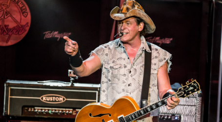 "Ted Nugent Calls for Shooting ""Half of Our Government"""