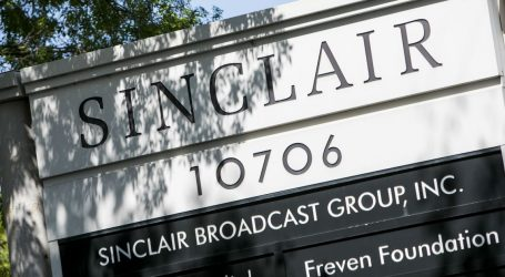 "Internal Sinclair Email: CEO Blames ""Extremists"" for Anchor Controversy"