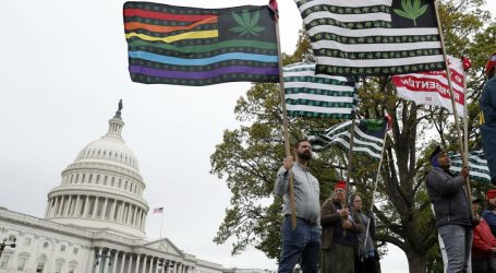 The Trump Administration Backs Down From Battle Over Legal Pot