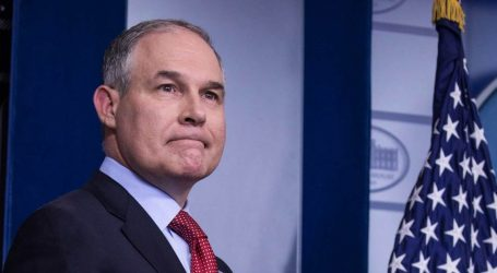 House Republicans Just Ramped Up Their Investigation of EPA Administrator Scott Pruitt