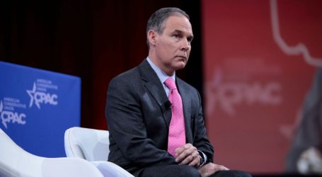 Federal Watchdog Says Scott Pruitt's $43,000 Phone Booth Violated the Law