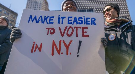 New York to Restore Voting Rights to Thousands of Ex-Felons