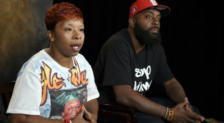 Michael Brown's Mother Is Considering a Run for Ferguson City Council