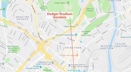 Dodgers' High-Speed Gondola Stops Short of San Francisco By 347 Miles