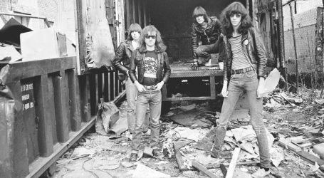 Remembering When the Ramones Were Young, Raw, and Couldn't Take a Bad Photo