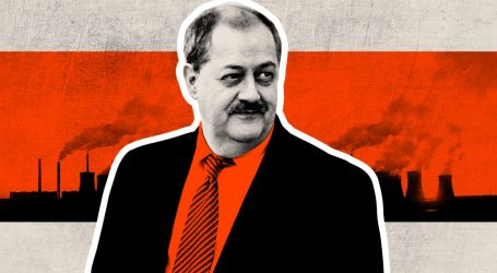Donald Trump's Attacks on the Justice System Are Helping This Ex-Con Coal Baron's Campaign