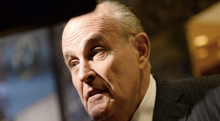 Giuliani Attempts to Clean Up Explosive Statements on Trump's Stormy Daniels Payment