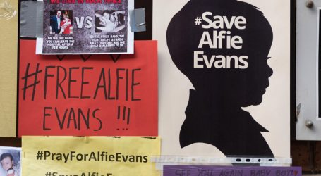 Alfie Evans Is the Latest Martyr of the Pro-Life Movement