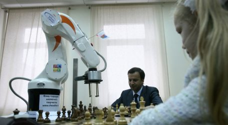 Chess Robots Are Getting Kind of Sneaky