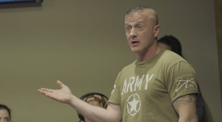 West Virginia's Surging Democrat Richard Ojeda Slams Trump