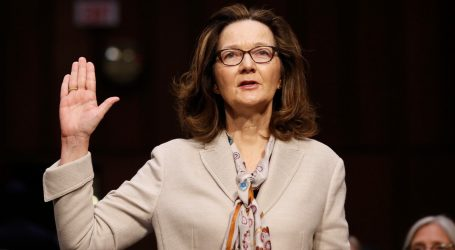 Gina Haspel, Trump's Nominee to Head the CIA, Won't Say If Torture Is Immoral