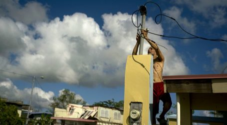 How a Tenacious Group of Puerto Ricans Brought Light Back to Their Community