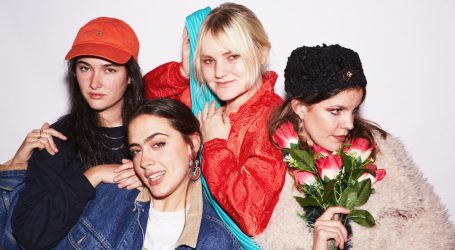 Hinds' Noisier, Messier Second Album Is Punk Perfection