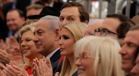 Israel Kills Dozens of Protesters as Trump's Family Celebrates New Jerusalem Embassy