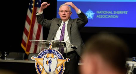 There's a 700,000-Case Backlog in Immigration Courts. Jeff Sessions Just Decided to Pile On More.