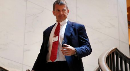 Report Suggests Blackwater Founder Erik Prince May Have Lied to Congress