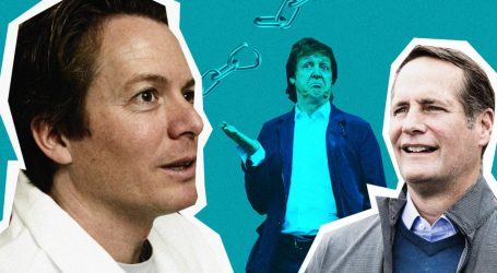 "Ugly Feuds, ""Drunken Stupidity,"" Paul McCartney, and a Race That Could Flip Congress"