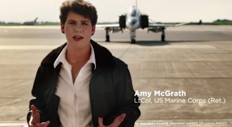 Amy McGrath Wins Kentucky 6th Primary