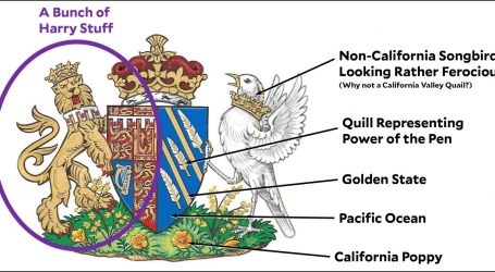 Duchess of California Gets New Coat of Arms