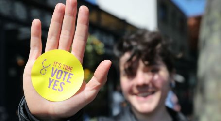 Ireland Just Voted to Legalize Abortion