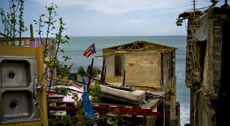New Study: Hurricane Maria Killed 75 Times More Puerto Ricans Than the Government Has Admitted