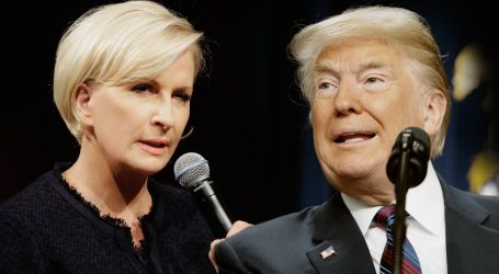 Morning Joe's Mika Brzezinski Says Donald Trump Pressed Her for the Name of Her Cosmetic Surgeon