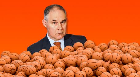 NYT: Scott Pruitt Paid Coal Billionaire Cash for Courtside Basketball Seats