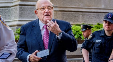 "Rudy Giuliani Says Trump Shouldn't Testify Because ""Our Recollection Keeps Changing"""